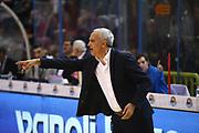 DESCRIZIONE : Cremona Lega A 2014-2015 Vanoli Cremona Sidigas Avellino<br /> GIOCATORE : Cesare Pancotto Coach<br /> SQUADRA : Vanoli Cremona<br /> EVENTO : Campionato Lega A 2014-2015<br /> GARA : Vanoli Cremona Sidigas Avellino<br /> DATA : 04/01/2015<br /> CATEGORIA : Coach<br /> SPORT : Pallacanestro<br /> AUTORE : Agenzia Ciamillo-Castoria/F.Zovadelli<br /> GALLERIA : Lega Basket A 2014-2015<br /> FOTONOTIZIA : Cremona Campionato Italiano Lega A 2014-15 Vanoli Cremona Sidigas Avellino<br /> PREDEFINITA : <br /> F Zovadelli/Ciamillo