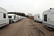 Dale Farm Travellers Site, February 2012