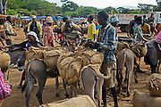 Ethiopian Market scene