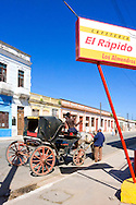 Horse and carriage in Cardenas, Matanzas, Cuba.