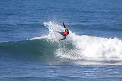 September 12, 2017 - Caio Ibelli of Brazil finished equal 25th in the 2017 Hurley Pro Trestles after placing second to Kanoa Igarashi of the USA in Heat 10 of Round Two at Huntington Beach, CA, USA...Hurley Pro at Trestles 2017, California, USA - 12 Sep 2017 (Credit Image: © Rex Shutterstock via ZUMA Press)