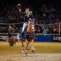 Hi Res - Olympia 2019 - British Equestrian Federation