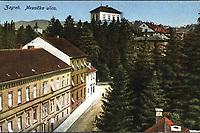 Zagreb : Mesnička ulica. <br /> <br /> ImpresumZagreb : F. P., [1918].<br /> Materijalni opis1 razglednica : tisak ; 8,9 x 14 cm.<br /> Mjesto izdavanjaZagreb<br /> Vrstavizualna građa • razglednice<br /> ZbirkaGrafička zbirka NSK • Zbirka razglednica<br /> Formatimage/jpeg<br /> PredmetZagreb –– Mesnička ulica<br /> SignaturaRZG-MESN-2<br /> Obuhvat(vremenski)20. stoljeće<br /> NapomenaRazglednica je putovala 1918. godine.<br /> PravaJavno dobro<br /> Identifikatori000954883<br /> NBN.HRNBN: urn:nbn:hr:238:551654 <br /> <br /> Izvor: Digitalne zbirke Nacionalne i sveučilišne knjižnice u Zagrebu