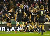 20130202 Six Nations Rugby; England vs Scotland, Twickenham, UK