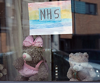 eastlleigh supporting the NHS photo by Dawn Fletcher-Park