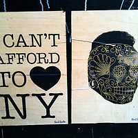 I Can't Afford to Love New York