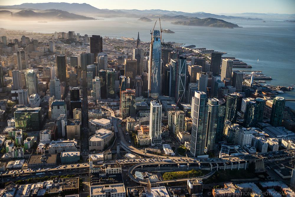 Downtown San Francisco & SF Bay