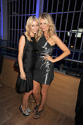 Left to right, DENISE VAN OUTEN and TESS DALY at the GQ Men of the Year Awards held at the Royal Opera House, London on 2nd September 2008.<br /> <br /> NON EXCLUSIVE - WORLD RIGHTS