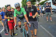 Arrival, Peter Sagan (SVK - Bora - Hansgrohe) green jersey, during the 105th Tour de France 2018, Stage 7, Fougeres - Chartres (231km) on July 13th, 2018 - Photo Ilario Biondi / BettiniPhoto / ProSportsImages / DPPI