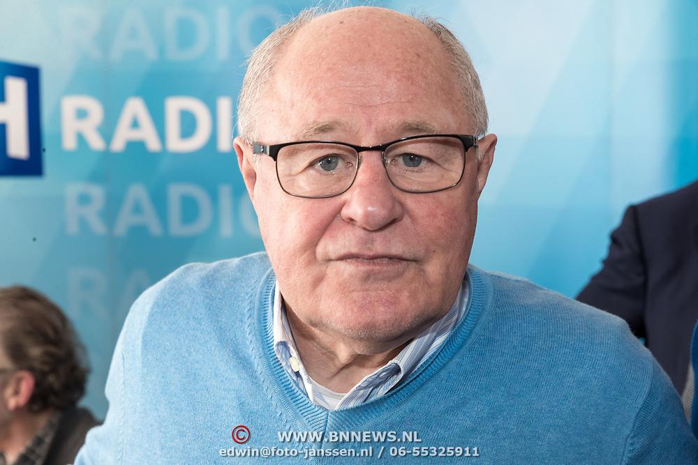 NLD/Amsterdam/20190330 - Boekpresentatie Oud keeper Jan Jongbloed, Rinus Israel