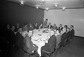 1965 Castrol Annual Lunch at Intercontinental Hotel