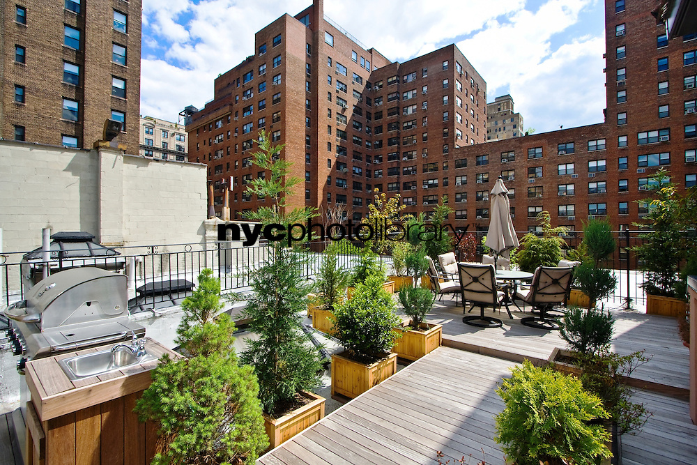Roof Deck at 311 West 74th St