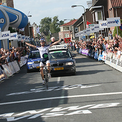 Olympia Tour 2007 <br />Roy Curvers wint in Buchten