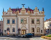 Rzeszów (woj. podkarpackie) 2018-10-11.  Teatr im. Wandy Siemaszkowej w Rzeszowie.