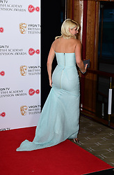 Holly Willoughby in the press room at the Virgin TV British Academy Television Awards 2017 held at Festival Hall at Southbank Centre, London. PRESS ASSOCIATION Photo. Picture date: Sunday May 14, 2017. See PA story SHOWBIZ Bafta. Photo credit should read: Ian West/PA Wire