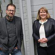10.7.2020 Ink Vine headshots Ruth Montgomery and Ian Ross