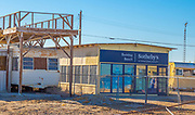 Abandoned Bombay Beach Sotheby's Reality Office