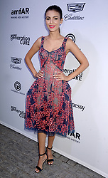 Actress Victoria Justice attending the amfAR generationCURE Solstice at Mr. Purple on June 20, 2017 in New York City, NY, USA. Photo by Dennis Van Tine/ABACAPRESS.COM