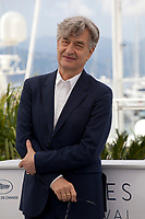 Director Wim Wenders at the Pope Francis – A Man Of His Word (Le Pape François – Un Homme De Parole) film photo call at the 71st Cannes Film Festival, Sunday 13th May 2018, Cannes, France. Photo credit: Doreen Kennedy