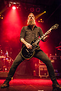 Björn Gelotte during In Flames performance at The Phoenix Concert Theatre. <br /> <br /> Toronto. Canada <br /> November 2019