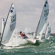 Championnat du Monde des Europes 2014 à La Rochelle avec 134 participants