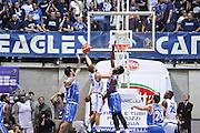 Fran Pilepic <br /> Red October Cantu' Banco di Sardegna Sassari<br /> Basket serie A 2016/2017<br /> Milano 23/10/2016<br /> Foto Ciamillo-Castoria<br /> Provvisorio