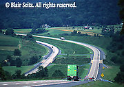Scenic Interstate 81, NE PA,