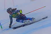 SOELDEN, AUSTRIA. OCTOBER 17 2020:  1st Women's Giant Slalom as part of the Alpine Ski World Cup in Solden on October 17, 2020; Run 1, Jonna Luthman (SWE) ( Pierre Teyssot/ESPA Images-Image of Sport)