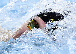 August 6, 2018 - Glasgow, UNITED KINGDOM - Belgian swimmer THOMAS THIJS in action during the heats of the men's 200m freestyle swimming event at the European Championships, in Glasgow, Scotland. European championships of several sports are held in Glasgow from 03 to 12 August. (Credit Image: © Eric Lalmand/Belga via ZUMA Press)