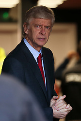 Arsenal Manager Arsene Wenger arrives at Vitality Stadium - Mandatory by-line: Jason Brown/JMP - Mobile 07966 386802 07/02/2016 - SPORT - FOOTBALL - Bournemouth, Vitality Stadium - AFC Bournemouth v Arsenal - Barclays Premier League