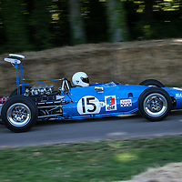 1968 Matra MS10 Cosworth at Goodwood Festival of Speed 2008