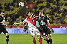 FOOTBALL : AS Monaco vs Caen - Ligue 1 - 21/12/2016