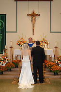 10/17/09 - 2:23:45 PM - MAYS LANDINGS, NJ: Laurie & Tony - October 17, 2009 (Photo by William Thomas Cain/cainimages.com)