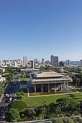 Capitol Bldg., Honolulu, Hawaii