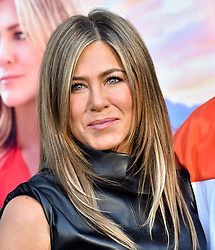 Jennifer Aniston arriving at the premiere of Murder Mystery in Westwood, California - June 10, 2019 - Photo: Runway Manhattan