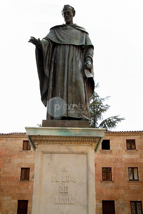 Fray Luis de Leon. Universidad. Salamanca ©Country Sessions / PILAR REVILLA