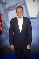 Bob Iger at the 'Star Wars: The Rise of Skywalker' film premiere, London, UK - 18 Dec 2019