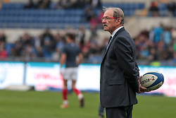 March 16, 2019 - Rome, Rome, Italy - Jacques Brunel during the Guinness Six Nations match between Italy and France at Stadio Olimpico on March 16, 2019 in Rome, Italy. (Credit Image: © Emmanuele Ciancaglini/NurPhoto via ZUMA Press)