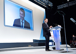 Labour Annual Conference<br /> at the Echo Arena & BT Convention Centre, Liverpool, Great Britain <br /> 25th to 28th September 2011 <br /> <br /> Iain McNicol <br /> General Secretary of the Labour Party of Great Britain<br /> <br /> Photograph by Elliott Franks