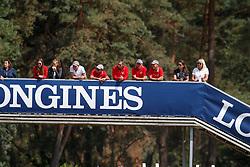 Team Suisse<br /> European Championship Children, Juniors, Young Riders - Fontainebleau 1028<br /> © Hippo Foto - Dirk Caremans<br /> Team Suisse