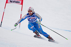 15.12.2010, Val d Isere, FRA, FIS World Cup Ski Alpin, Ladies, Val D Isere, im Bild Anja Paerson (SWE) speeds down the course, whilst competing in the first official training run for the FIS Alpine skiing World Cup race in Val D'Isere France, EXPA Pictures © 2010, PhotoCredit: EXPA/ M. Gunn