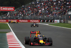 Max Verstappen (NLD) Red Bull Racing RB12.<br /> 28.10.2016. Formula 1 World Championship, Rd 19, Mexican Grand Prix, Mexico City, Mexico, Practice Day.<br />  Copyright: Bearne / XPB Images / action press