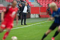 Fotball<br /> 19.06.2017<br /> Eliteserien<br /> Brann Stadion<br /> Brann - Stabæk<br /> Stabæk trener Antoni Ordinas (M)<br /> Foto: Astrid M. Nordhaug