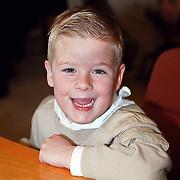 KO voor Koos Alberts gemeentehuis Harderwijk, kleinkind Daan