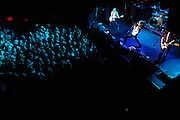 The Red Hot Chili Peppers perform at Irving Plaza in Manhattan, NY. They have released a new album. 5/8/2006 Photo by Jennifer S. Altman