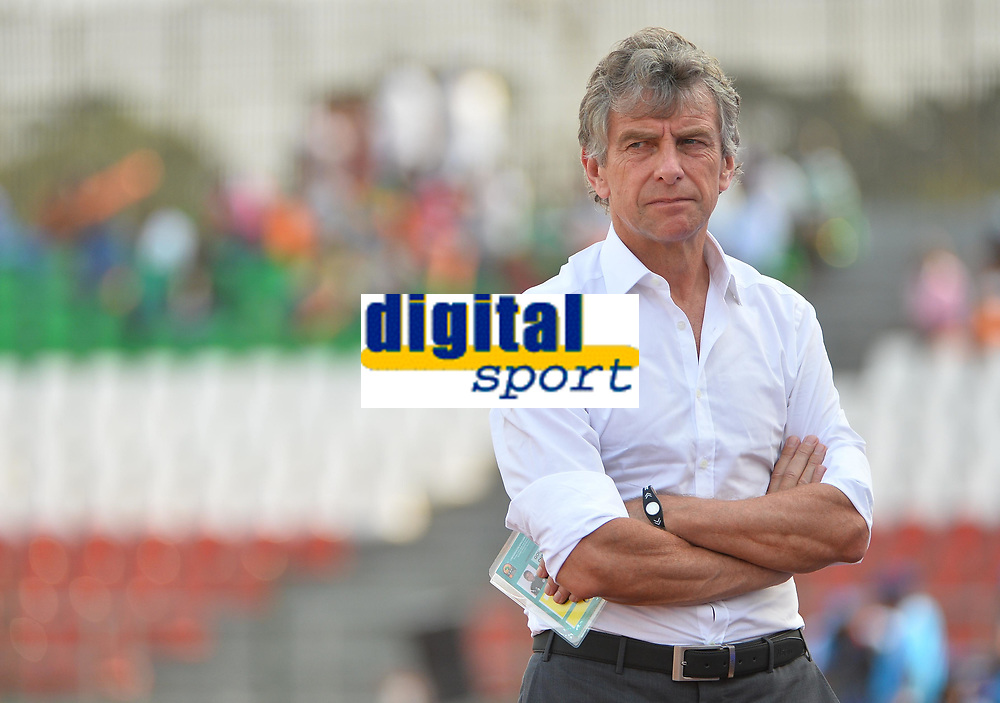Christian Gourcuff - Selectionneur Algerie