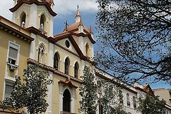 Hospital Santa Casa na cidade de Porto Alegre<br /> Foto: L. A. Guerreiro/Preview.com