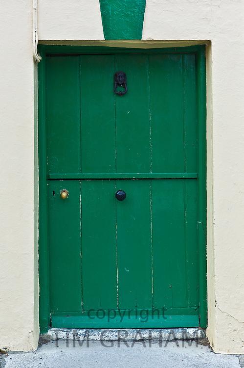 Split stable style door in County Cork, Ireland