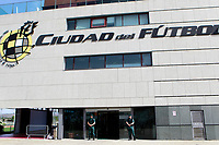 Police intervention in the RFEF (Spanish Football Federation) against corruption. July 18,2017. (ALTERPHOTOS/Acero)