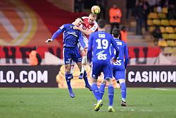 January 19, 2019 - Monaco, France - 25 KAMIL GLIK (MONA) - 25 LUDOVIC AJORQUE  (Credit Image: © Panoramic via ZUMA Press)